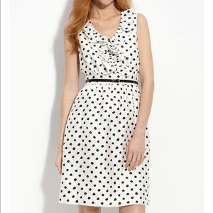 Kate spade Natalia polka dot dress Sz 10